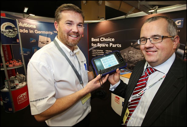bilstein group delighted with Auto Trade Expo participation
