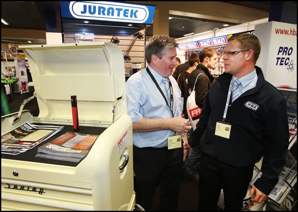 Great success and a surprise for HBA at Auto Trade Expo