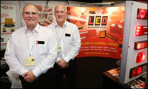 LED Autolamps looking forward to 2015 Auto Trade Expo