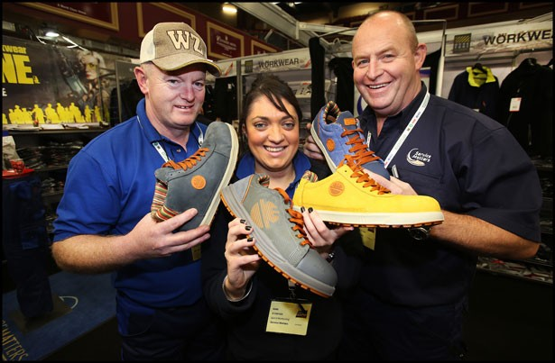Service Matters launches new FE Engel Combat range and Dike Safety Shoes