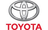 Genuine Toyota parts at the Auto Trade EXPO