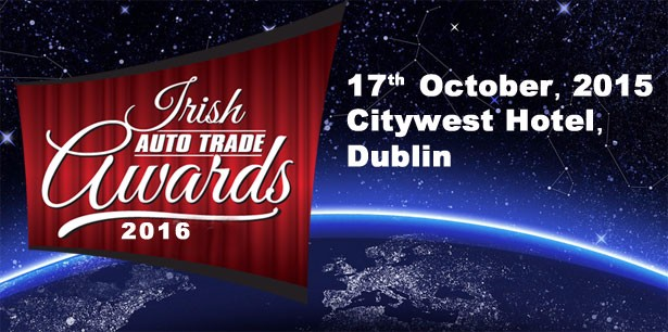 Nominations for Irish Auto Trade Awards published