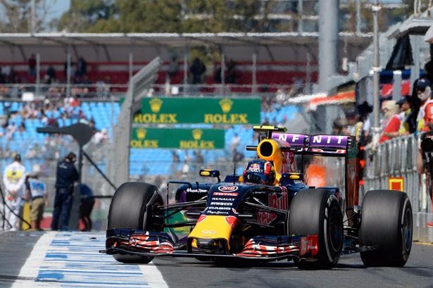 Infiniti Red Bull Formula 1 Car to Visit Ireland