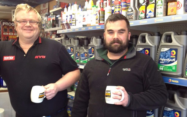 Auto Trade EXPO cruiser visits Co. Kildare