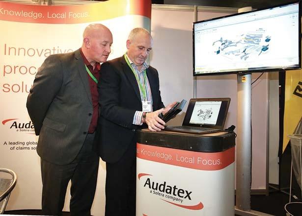Audatex previews AudaEnterpriseGold at Auto Trade EXPO