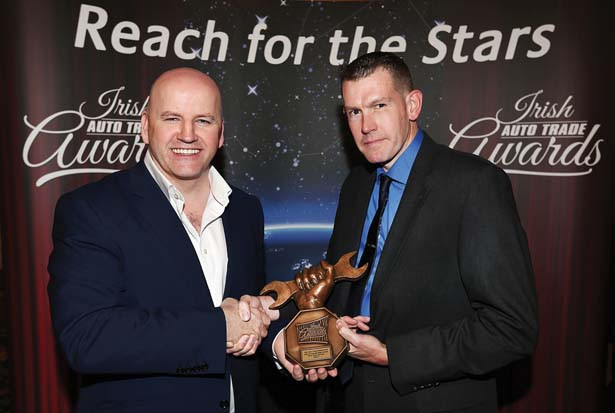 MUTEC Truck & Van Centre wins HCV Parts Main Dealer of the Year