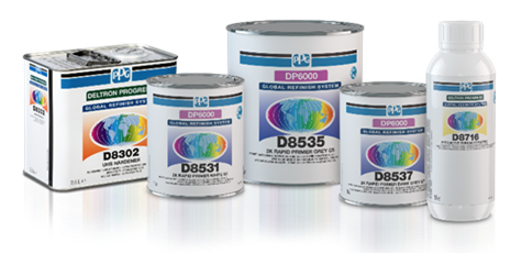 PPG Refinish has introduced a new range of air dry 2K Rapid Primers