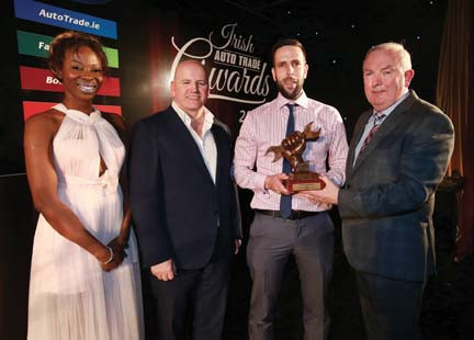 Transpec wins Transport Parts Distributor of the Year
