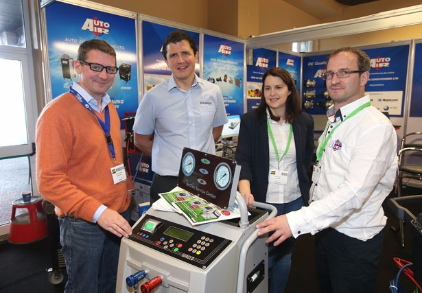 Auto Air Conditioning delighted with Auto Trade EXPO
