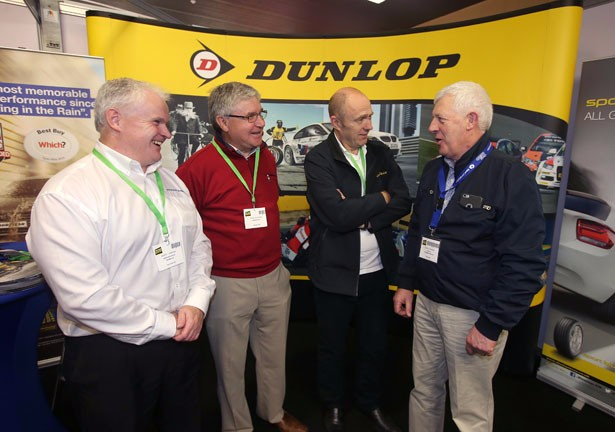 Goodyear Dunlop showcases premium brands at Auto Trade EXPO
