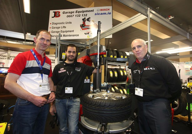 JB Garage Equipment showcases Sicam range at Auto Trade EXPO