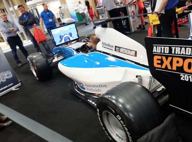 PPG back for third consecutive Auto Trade EXPO