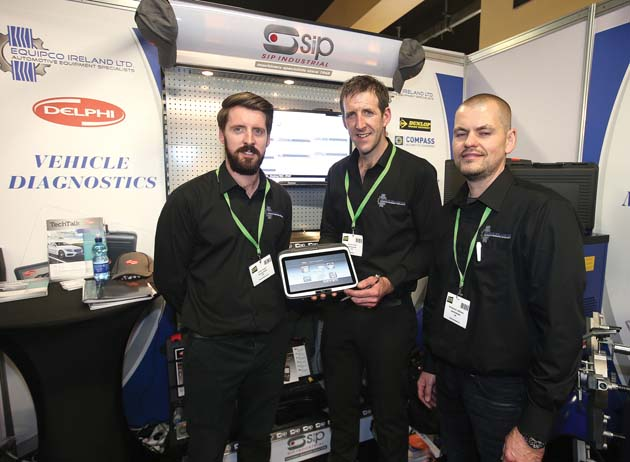 Equipco Ireland set to exhibit at the Auto Trade EXPO