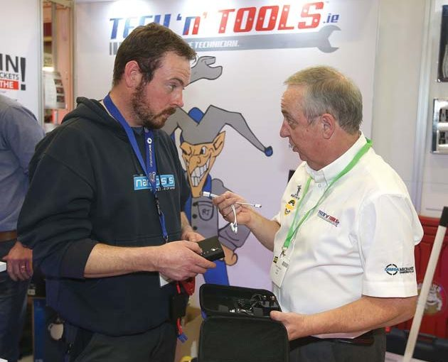Tech 'n' Tools all tooled up for the Auto Trade EXPO