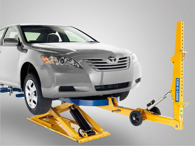 Car-o-liner set to exhibit Speed bench at the Auto Trade EXPO