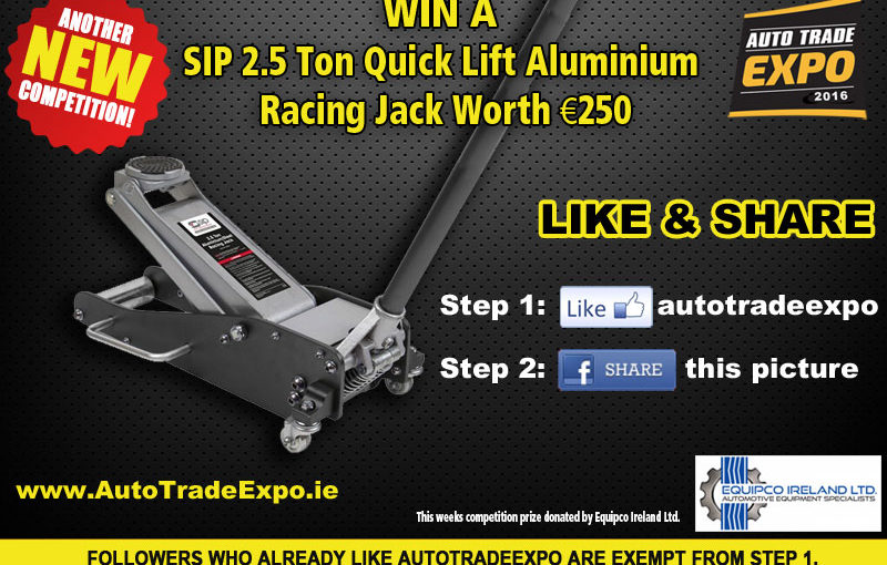 Win a SIP quick lift racing trolley in our free competition