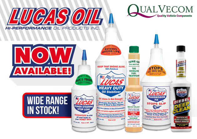 Qualvecom continues to grow Lucas Oils business