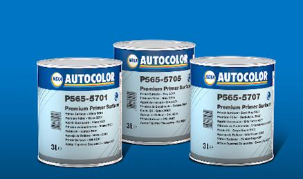 Nexa Autocolor introduces new range of Premium Primer Surfacers