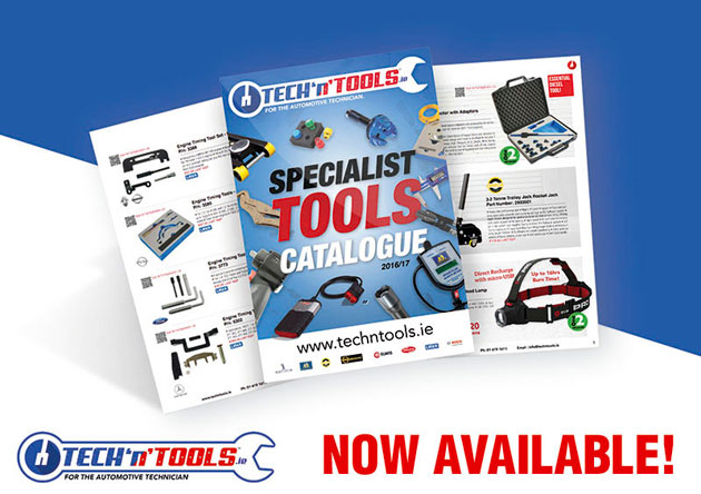 Tech'n'Tools launches new catalogue