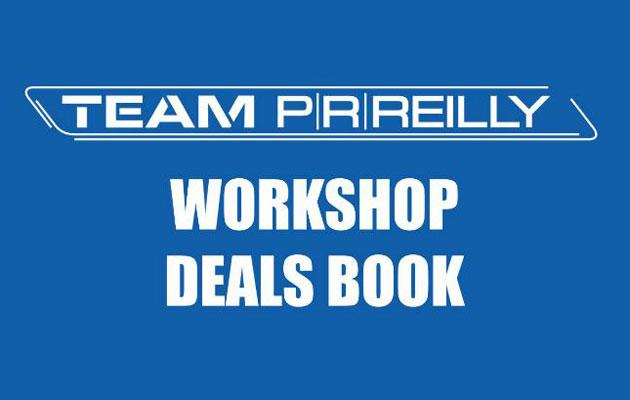 Team P R Reilly release latest Deals Book