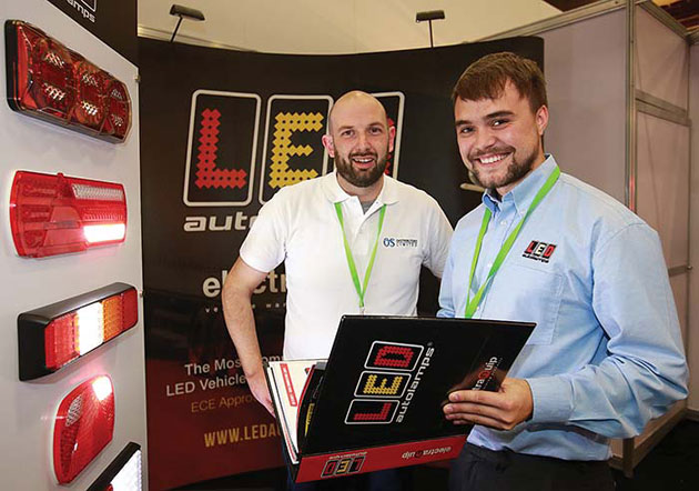 LED Autolamps get ready for Auto Trade EXPO