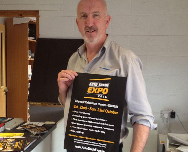 Auto Trade EXPO team visits bodyshops on whistle stop tour