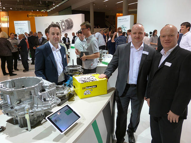 Schaeffler focuses on REPXPERT Automechanika