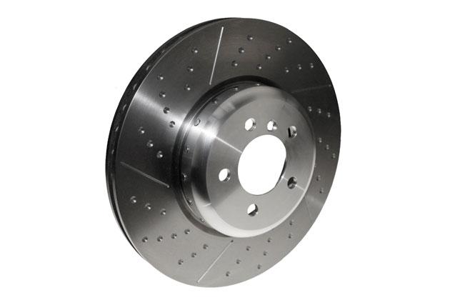 TRW launches semi-compound brake discs