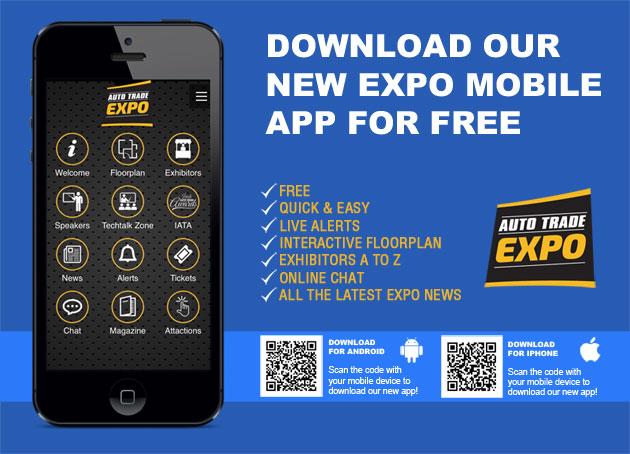 New Auto Trade EXPO App