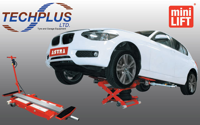 Techlus appointed Astra distributors