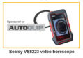 Kerry man wins Sealey VS8223 video borescope sponsored by AutoQuip