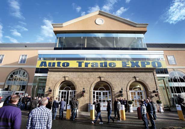 Auto Trade EXPO looms