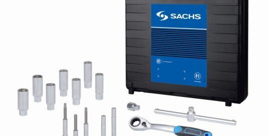 ZF introduces assembly tool kit for shock absorber replacement