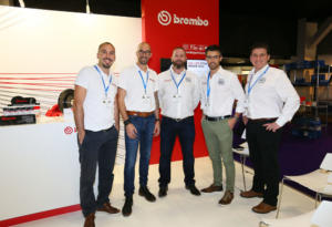 Brembo S.p.A stand 2