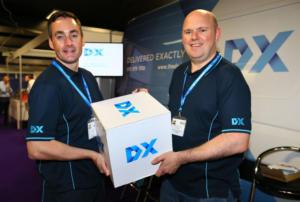 DX Ireland stand