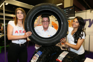 Daly Tyres stand