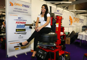 Daly Tyres stand 3