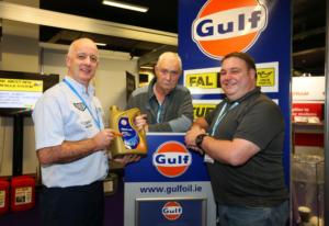 Gulf Oil stand 2